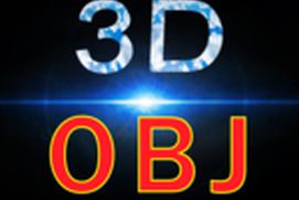 OBJ Viewer 3D