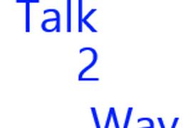 Talk 2 Wav