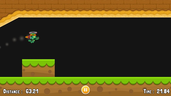 Game Play Screen 1