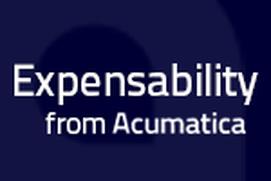 Expensability for Acumatica 5
