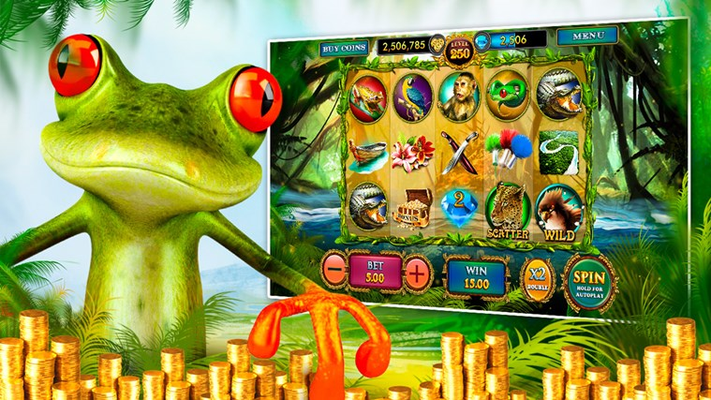 Play the Best Vegas Slot Machine on your PC!