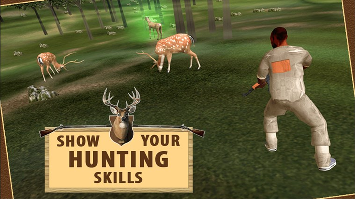 Deer Hunting Sniper 2016 for Windows 8