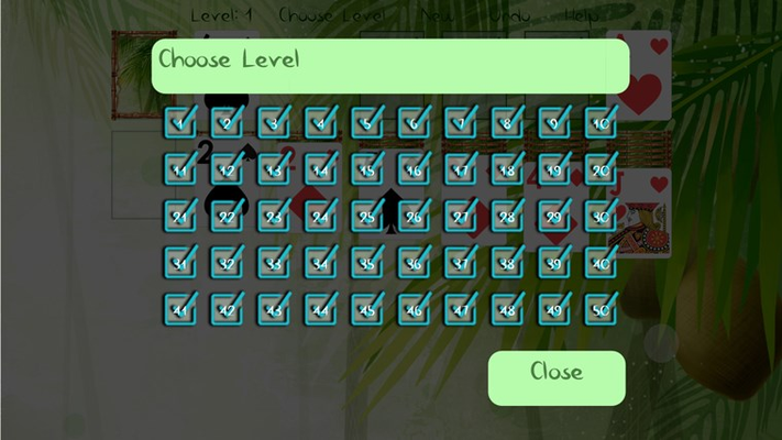 All Levels Completed