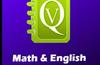 QVprep Math English Grade 3 to 10 App Splash Screen
