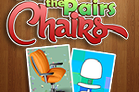Match The Pairs Chairs Free