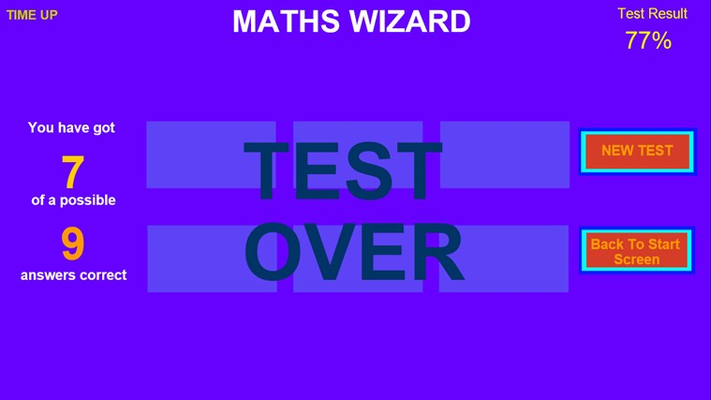 Maths Wizard for Windows 8