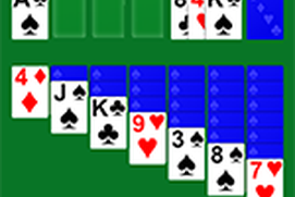 Solitaire .