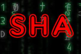 SHA Calculator