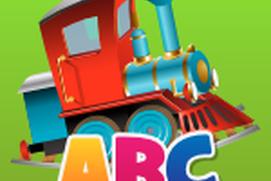 Kids ABC Trains Game