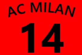1st4Fans A.C. Milan edition