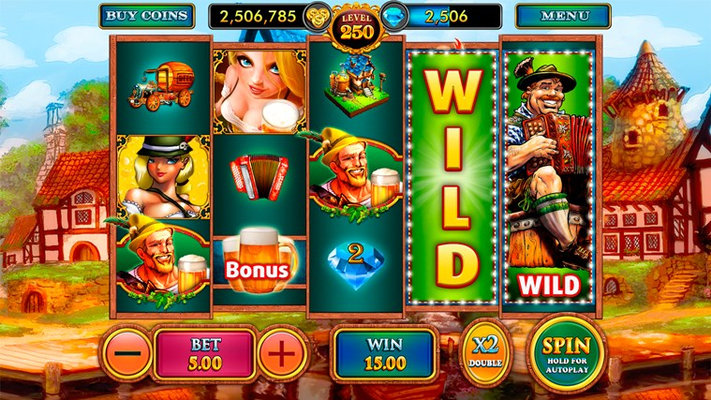 Oktoberfest - The Best Festival Slots for Windows 8