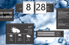Organize your widgets in any layout you want