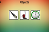 Objects game.