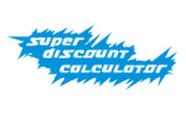 Super Discount Calculator
