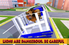 City Zoo Transport Truck 3D for Windows 8