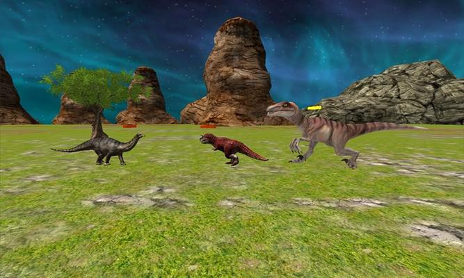 Jungle Dinosaur Hunter : African Arena for Windows 8