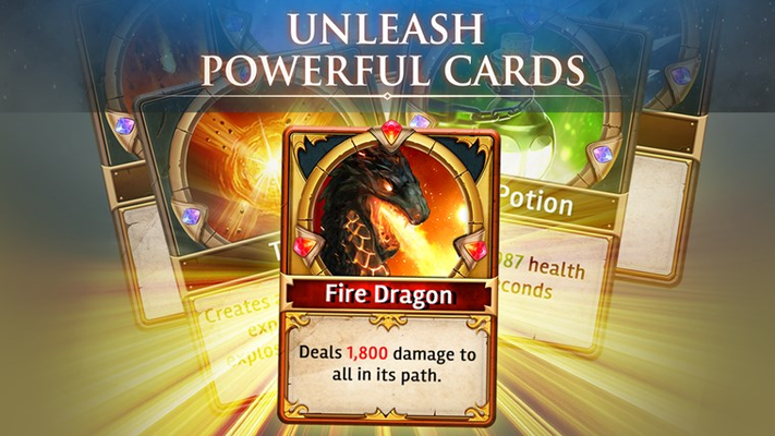 Unleash Powerful Cards…