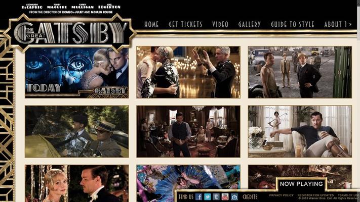 Movie Official website