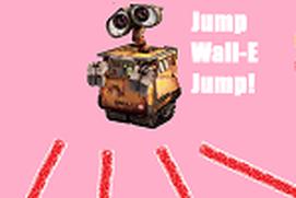 Jump Wall-E Jump!