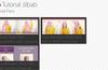 Menampilkan tutorial jilbab paris