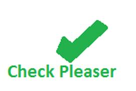 Check Pleaser