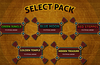 Five fun level packs, each with unique challenges.