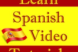 Learn to Speak Spanish Video Tutorials