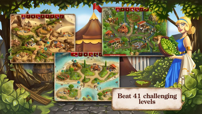 Beat 41 challenging levels