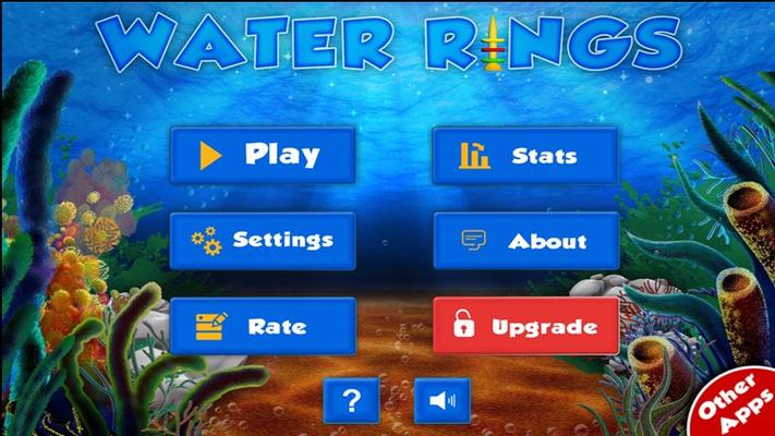 Game Menu Screen