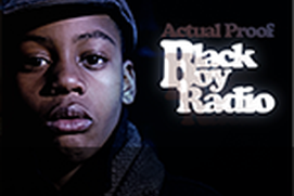 Black Boy Radio Album App