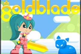 Girl Games Presents : Princess GoldBlade