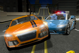 Police Car Crime City - Cops Chase & Arrest Duty