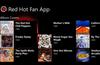 Red Hot Fan App for Windows 8