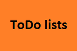 Get it done now - ToDo Listen