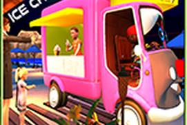 IceCream Delivery Truck