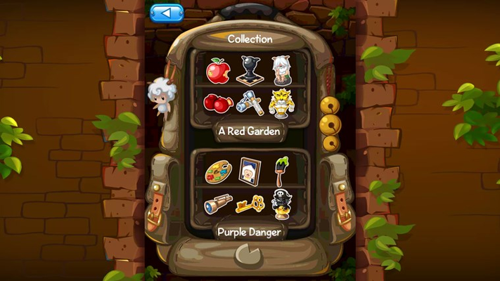 Collectibles & bonus levels!