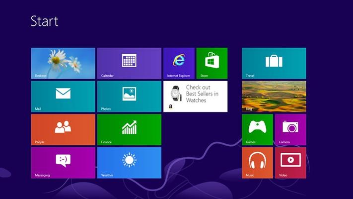 Amazon for Windows 8