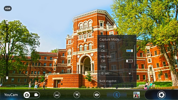 YouCam Mobile for Deluxe for Windows 8