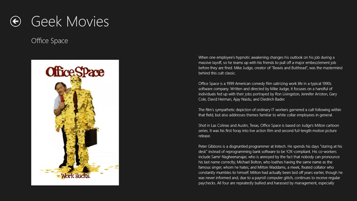 Movies Details