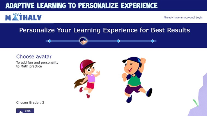 Personalize your learning experience for best result