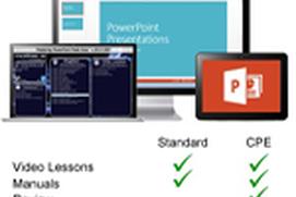 Learn Microsoft PowerPoint 2013 Training Video