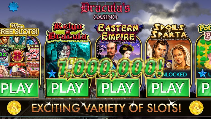 Slots - Dracula's Casino for Windows 8