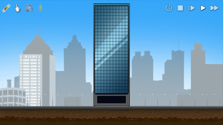 Can you build a skyscraper that can withstand 300 mph winds?