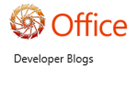 Office Developer Blogs