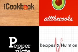 Beautiful Food Apps