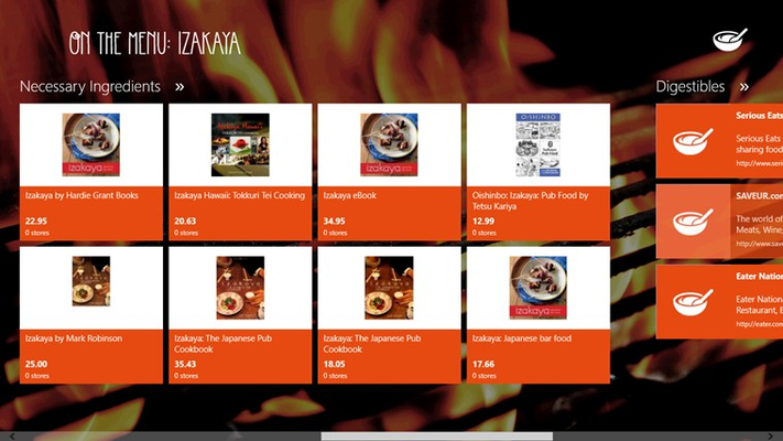 Collect and perfect your favorite dishes