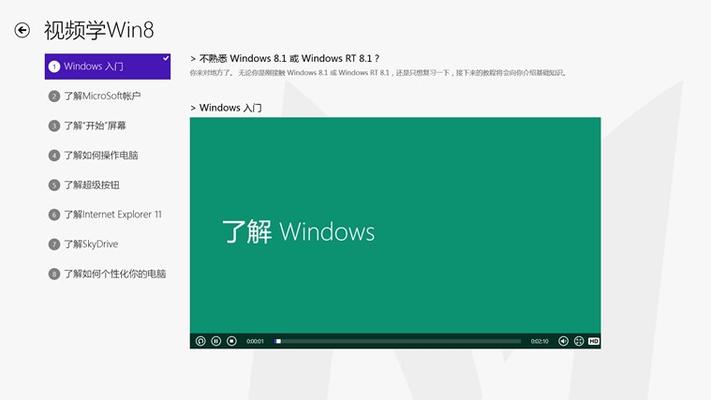 Win8宝典 for Windows 8