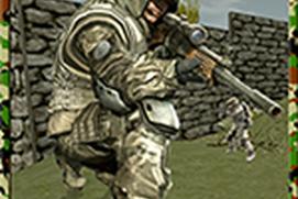 Island Shoot War : Gun Fire Defence