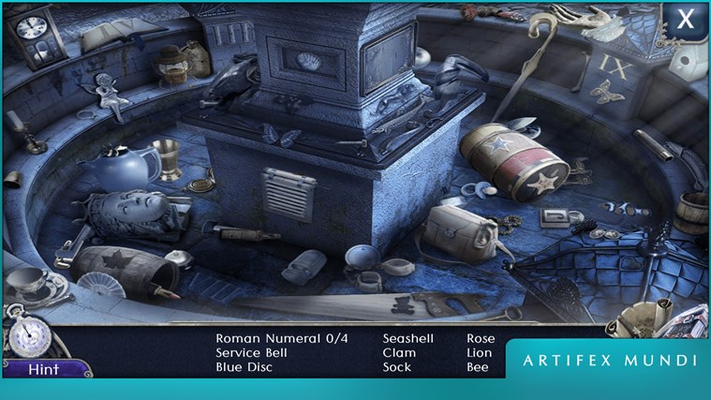 Find clues in 22 Hidden Object Scenes!