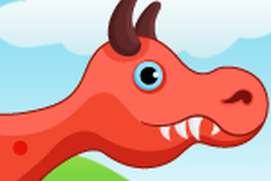 Fruit Dragon Fun Game For Kids